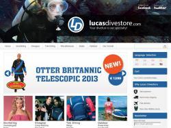 www.lucasdivestore.com