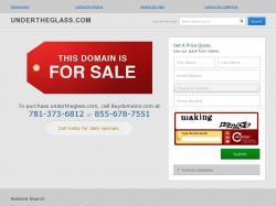 www.undertheglass.com