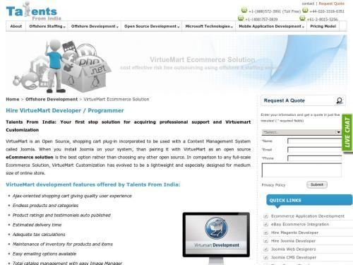 www.talentsfromindia.com/virtue-mart-ecommerce-solution.html