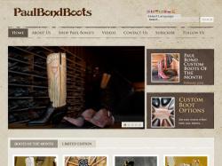 www.paulbondboots.com