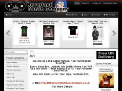 www.theneverlandmusiccompany.co.uk